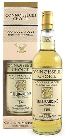 Tullibardine Scotch 1994 Gm 92A  12 Year Highlands
